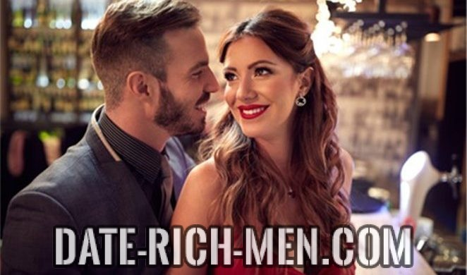 Beneficial relationship with a wealthy man