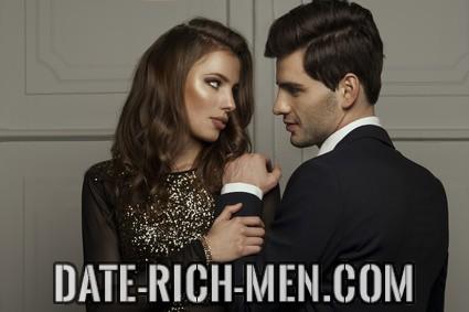 rich man dressing