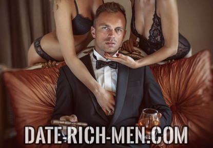 date rich men and get paid
