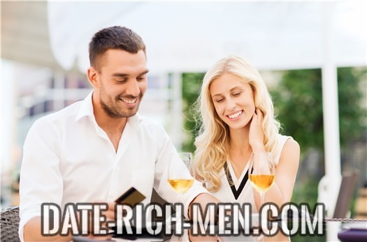 Dating App for Rich Guys